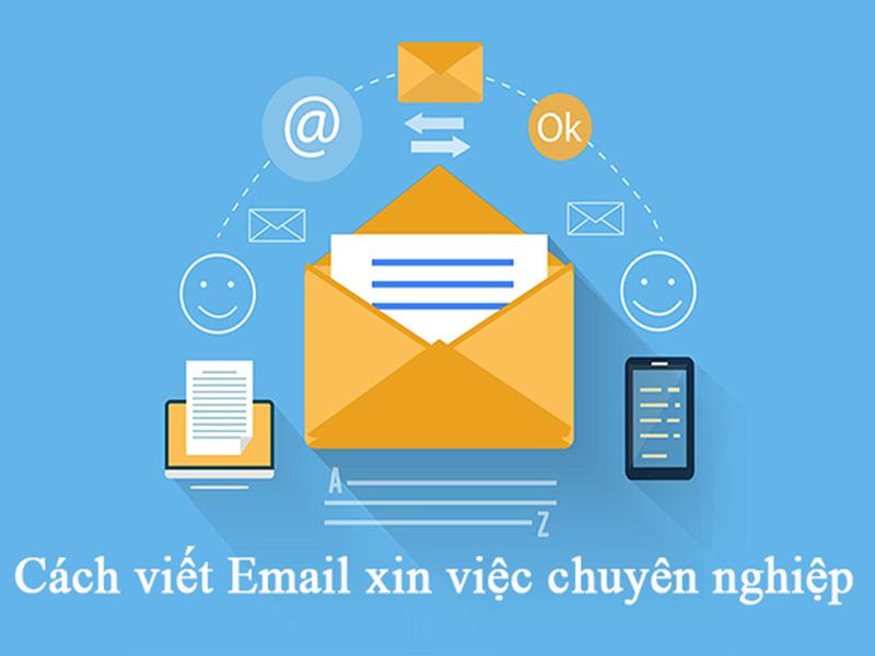 Cách viết mail xin việc thu hút nhà tuyển dụng