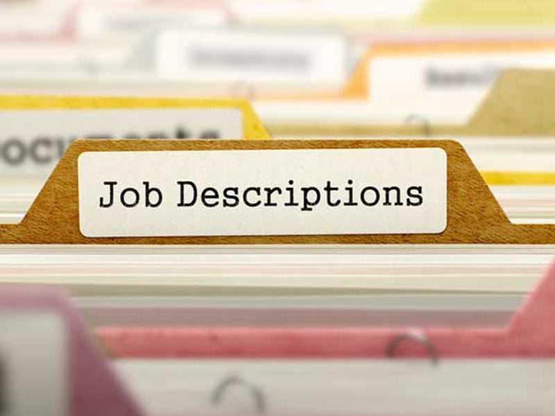Mô tả công việc của nhân viên nhân sự